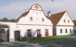 Old Building In Bohemia