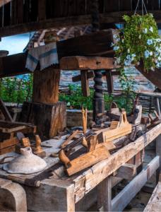 Romania workbench