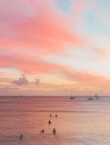 oahu beach hawaii