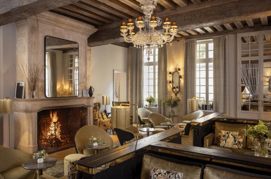 Hotel d'Aubusson Paris