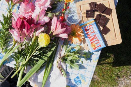 tulips and chocolate
