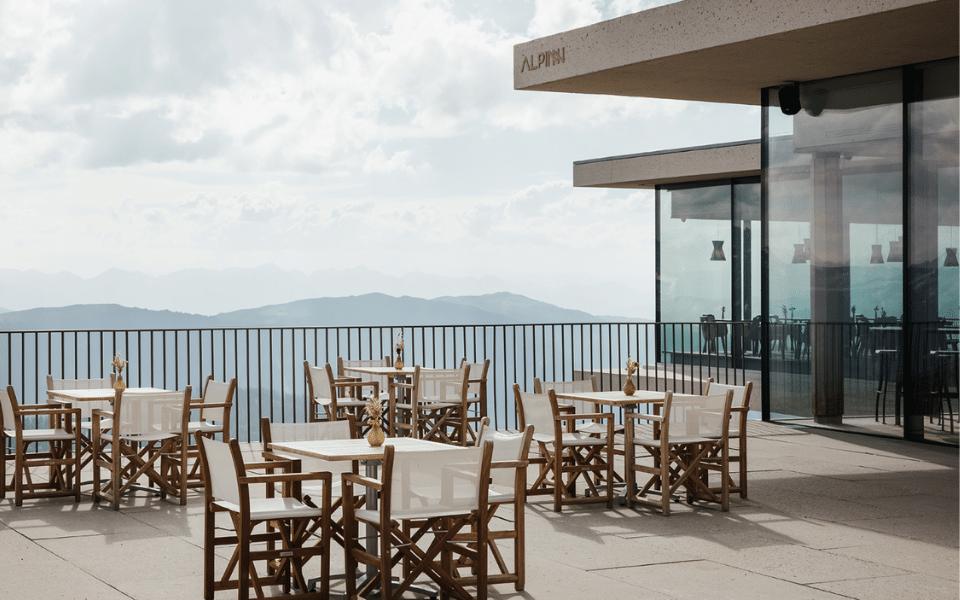 AlpiNN terrace