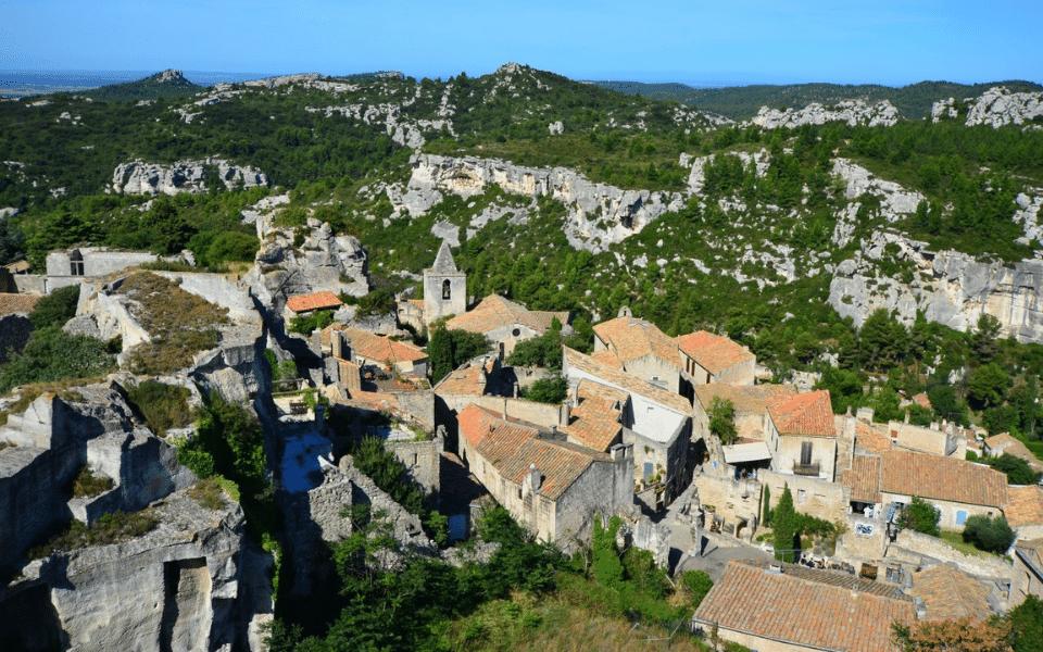 Lex Baux hike Provence
